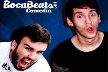 """Bokabeats Beatbox Komedia"". EuskaldunOn Astea. @ Atarrabia. Udaletxe Plaza"