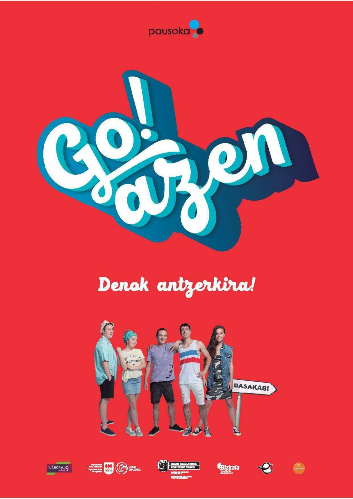 Go!azen antzerkia @ Burlatako Kultur Etxea