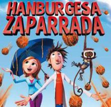 """Haurrentzako zinema: """"Hanburgesa zaparrada"""" @ Euskaldunon Biltoki"""