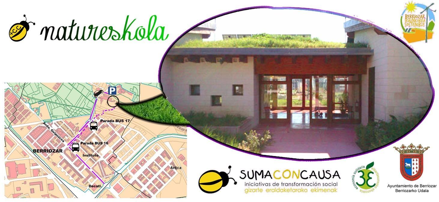 INGURUKO HEGAZTIAK EZAGUTZEN. Berriozarko NaturEskola @ Berriozarko NaturEskola