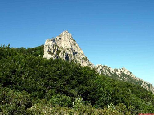 Peña del Castillo (1.432m) Lagran-dik