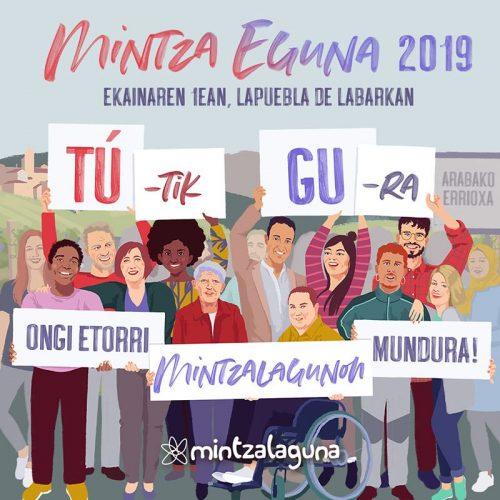 MINTZA EGUNA 2019 @ La Puebla de la Barca.