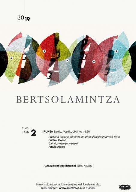 Bertsolamintza, bertsogintzari buruz solasean! @ Zaldiko Maldiko Kultur Elkartea
