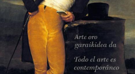 NAFARROAKO MUSEORA BISITA GIDATUA EUSKARAZ @ Nafarroako Museoa