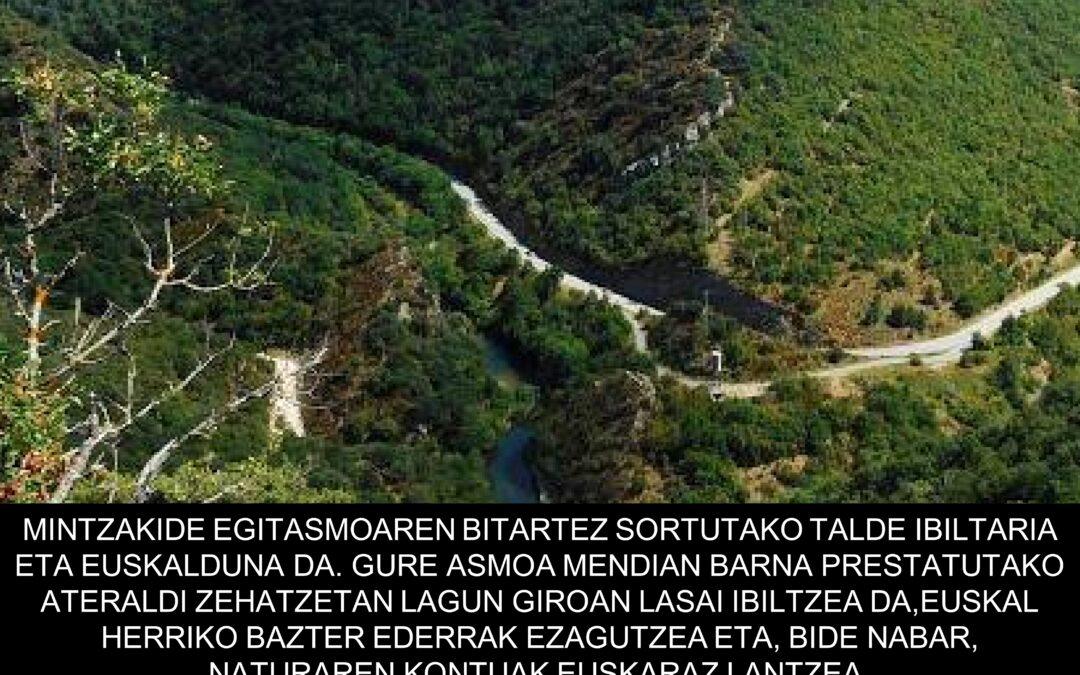 IDOKORRI, (1.073 M) ASPURZ HERRITIK. MAIATZAREN 30EAN.